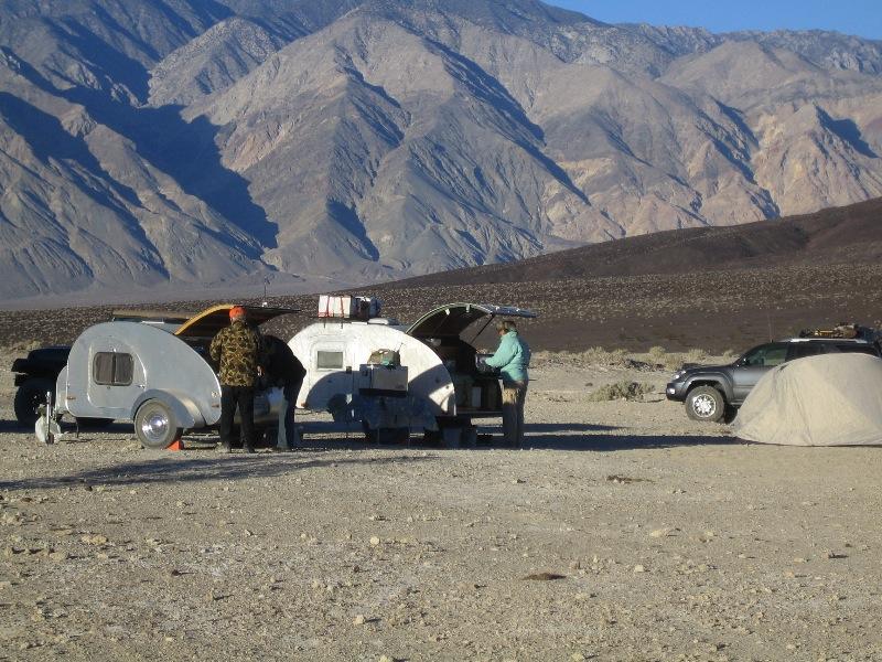Death Valley Saline Valley Lower Warm Springs