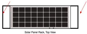 Solar Panel Rack basic