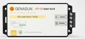 Genasun GV10pb MPPT charge controller